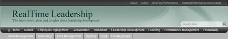 Leadership and EQ - RealTime Leadership   Adult Education and Organizational Leadership   Scoop.it