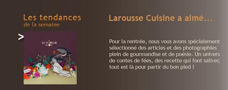Larousse Cuisine, la plus belle définition de la cuisine | Remue-méninges FLE | Scoop.it