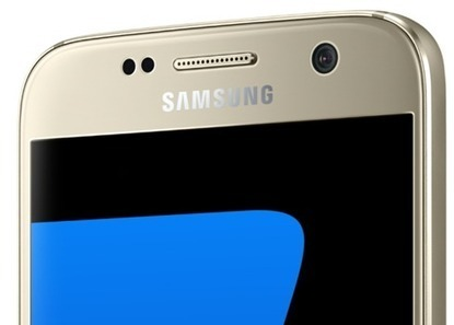 Samsung Galaxy S7, S7 Edge: An Up-Close Look  - InformationWeek | Samsung mobile | Scoop.it