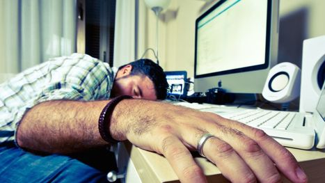 Our poor sleeping habits are filling our brains with neurotoxins | ParentingOnline | Scoop.it