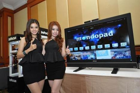 SiS launches biggest touch tablet, InFocus's 'Mondopad' - The Nation | IWBs & Language Teaching | Scoop.it