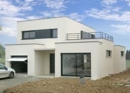 maison cubique habitat concept