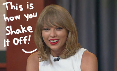 """Taylor Swift Explains Why She's Not The Only One Who Needs To Shake It Off & Gets Deep About Her Friendships! It's All BRILLIANT! 