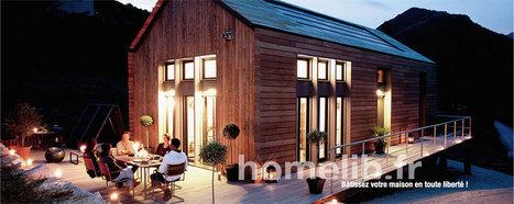 HOMELIB : la maison en bois BBC pour les auto constructeurs   Ageka les matériaux pour la construction bois.   Scoop.it