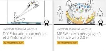 Des MOOCs sur l'éducation aux médias de la Sorbonne-Nouvelle | Educommunication | Scoop.it