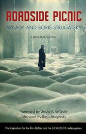 """Cool Stuff We Like: Review of New """"Roadside Picnic"""" Translation at io9 