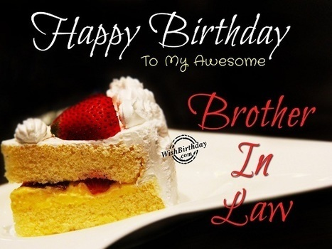 Happy Birthday Brother In Law Images Meme Quo