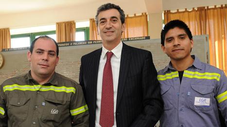 España | Ministerio del Interior y Transporte procura profesionales ferroviarios argentinos en España | Noticias-Ferroviarias Español | Scoop.it