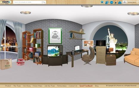 Gustavo Martínez Blog´s » Blog Archive » Mywebroom: Crea un cuarto virtual con tus sitios web favoritos | Eskola  Digitala | Scoop.it