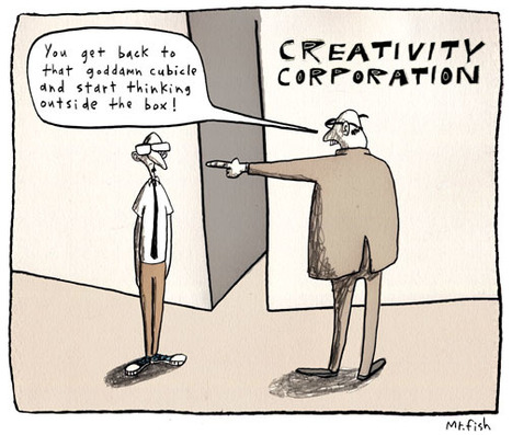 Creative Thinking Exercises: 8 Steps To Workplace Creativity | Creaking | Scoop.it