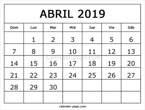 Calendar 2019 In Calendar Page Scoop It