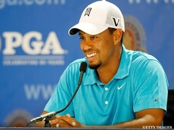 Tiger Woods Regains No. 1 Ranking ... For Tightwad Tippers | Xposed | Scoop.it