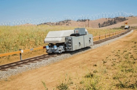A Low-Tech Solution to a Hi-Tech Problem: Trains That Generate Electricity | great buzzness | Scoop.it
