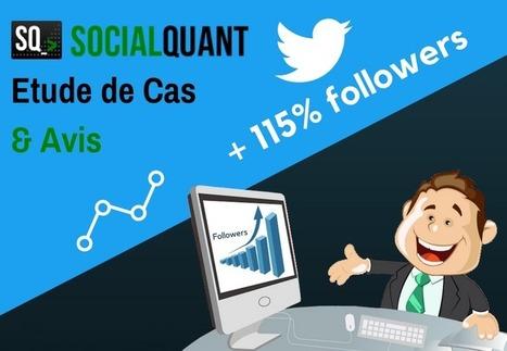 Comment Augmenter le Nombre de Followers Twitter grâce à Social Quant   News Tech   Scoop.it