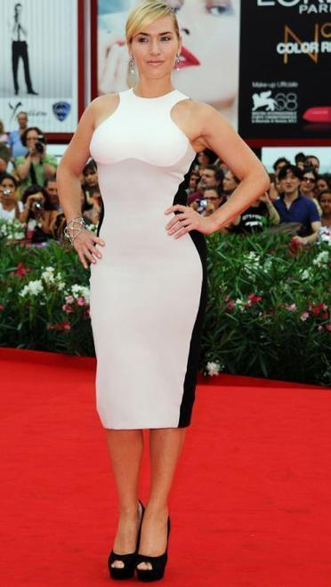 How the miracle dress cut A-listers right down to size | The brain and illusions | Scoop.it