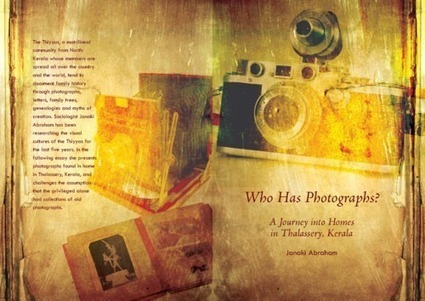 Who has Photographs? by Janaki Abraham | Indian Photographies | Scoop.it
