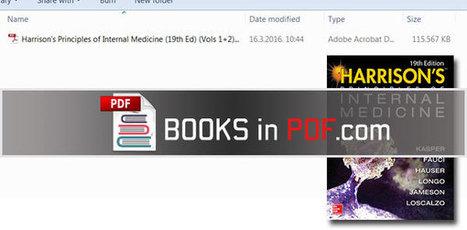 Harrison Medicine 19th Edition Pdf