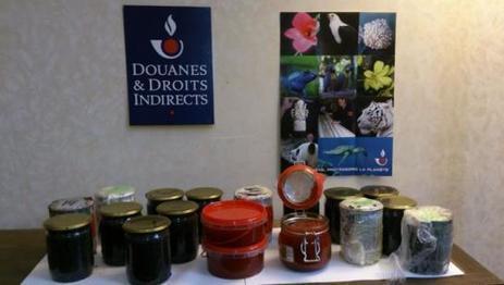 Caviar, vodka...rafle géante de 2500 tonnes de contrefaçons dans 47 pays | Caviar de Neuvic | Scoop.it