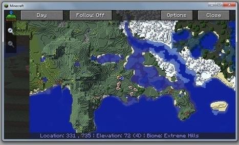 скачать моды на майнкрафт 1.7.10 journeymap #11