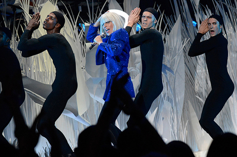 Lady Gaga, Arcade Fire, Eminem to Perform at First YouTube Music Awards | Inside Google | Scoop.it