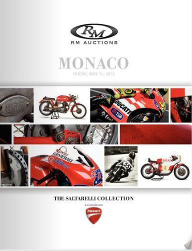 RM Auctions | Digital Catalog for the Monaco Ducati Auction | Ductalk Ducati News | Scoop.it
