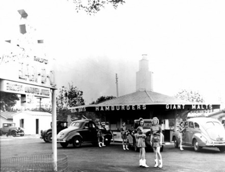 The First McDonald's, 1948 | GenealoNet | Scoop.it