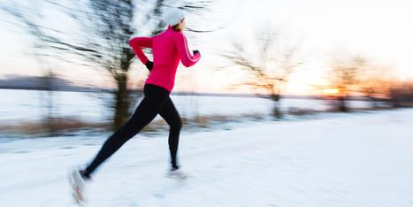 Comment faire du sport dans le froid - Le Huffington Post | Sport et santé | Scoop.it