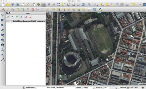 Using Maps API with QGIS | Everything is related to everything else | Scoop.it