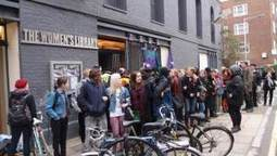 InterOccupy | Seventy Activists Occupy London's historic Women's Library | Networked Labour | Scoop.it