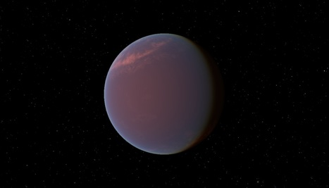 Water in the atmosphere of Gliese 1214 b | JOIN SCOOP.IT AND FOLLOW ME ON SCOOP.IT | Scoop.it