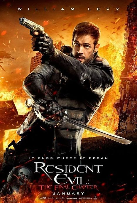 Resident Evil: The Final Chapter (English) 1080p hindi movies