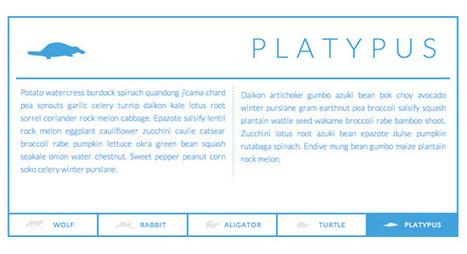 Introducing Blueprints - A New Section on Codrops | Codrops | jginis | Scoop.it