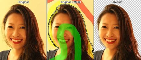 Easily Remove Image Backgrounds Online - Clipping Magic | MECIX | Scoop.it