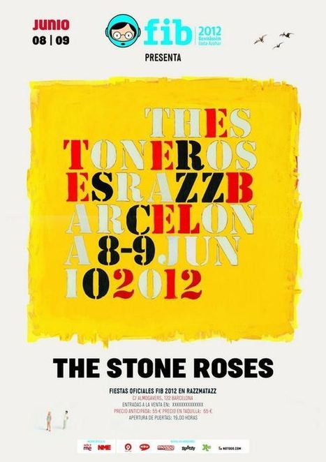 Video: The Stone Roses open first tour in 16 years at Barcelona's ...   Winning The Internet   Scoop.it