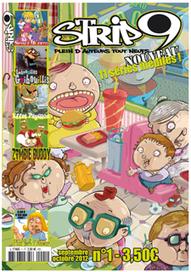 Strip 9, nouveau-né dans la presse BD – Bulle d'Encre - L'actu BD ... | le monde de la BD | Scoop.it