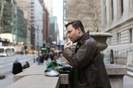 This Human of New York Takes His Libraries Seriously | Future Trends in Libraries | Scoop.it
