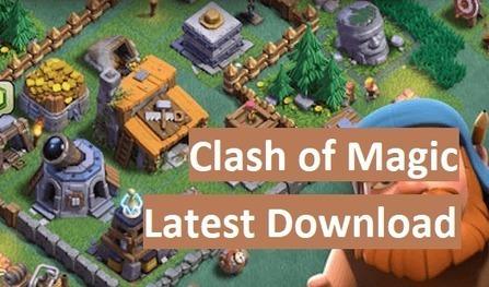 Clash of magic s1 10 322 apk download | Clash of Magic S1