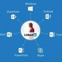 Pourquoi  Microsoft rachète Linkedin - Le Monde Informatique | prospection et développement commercial | Scoop.it