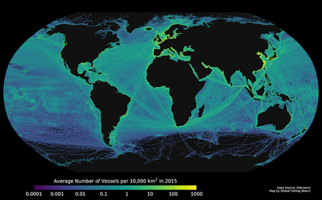 How Satellites and Big Data Can Help to Save the Oceans by Douglas McCauley | Sustainable imagination | Scoop.it