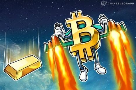 Gold Plummets While Bitcoin Skyrockets | A future of Crytocurrency | Scoop.it