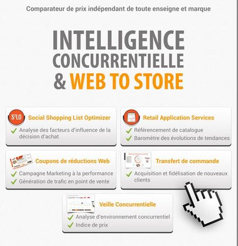 Prenons le Web to Store du bon coté ! | Le BCC! Conso 2.0 - Cahier de tendances et avenir de la consommation | Scoop.it