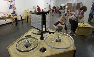 'Tinkering' in Lehi lets kids and adults explore the world | The Salt ... | Tinkering and Innovating in Education | Scoop.it