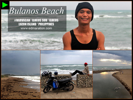 [Narvacan] ► Bulanos Beach: We Meet Again, It's Been Six Years | #TownExplorer | Exploring Philippine Towns | Scoop.it