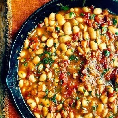 ciao samin: Recipe: Cal Peternell's Fagioli all'Amatriciana | 4-Hour Body Bean Cookbook | Scoop.it