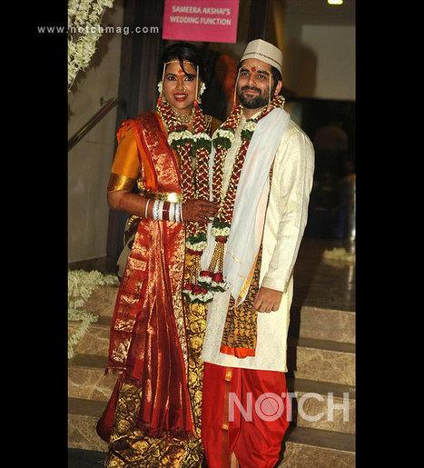 Sameera Reddy Ties The Knot With Akshai Varde | Bollywood Celebrities News, Photos and Gossips | Scoop.it