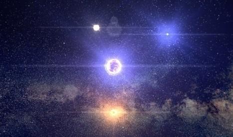 100.000 Stars, nuevo experimento de Chrome para explorar nuestra galaxia.- | Idees , eines i material educatiu per l'escola del segle XXI | Scoop.it