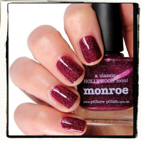 Nailderella: piCture pOlish - Monroe | Nails and manicure | Scoop.it