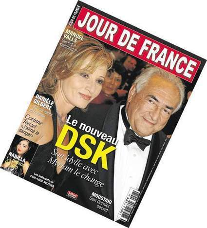 Relance controversée du magazine «Jours de France»   Les médias face à leur destin   Scoop.it