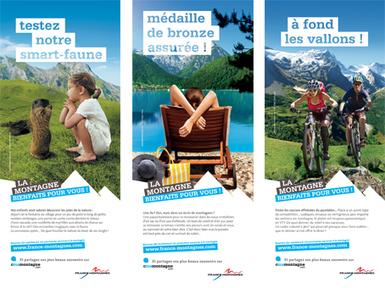 France Montagnes lance sa campagne (féminine) d'Été | Vallée d'Aure - Pyrénées | Scoop.it