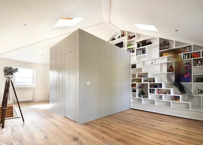 Loft Space in Camden by Craft Design | marque-page | Scoop.it